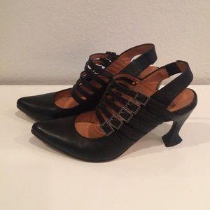 Fluevog Heels. Size 8.